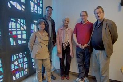 LWL-Universitätsklinikum Bochum empfängt Besuch aus Frankreich